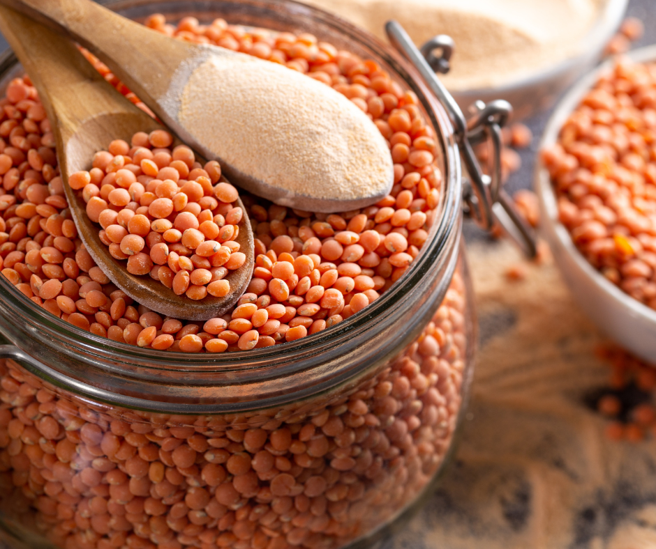 Le Lenticchie e la loro farina… nutriente, gustosa, profumata e colorata