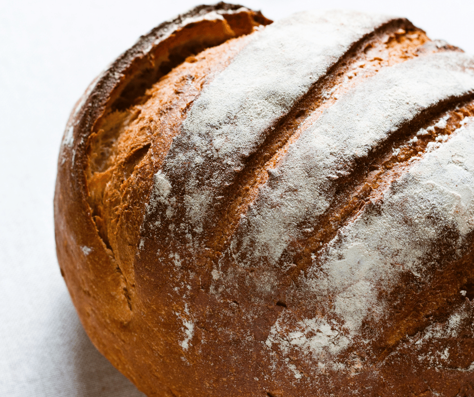Pane Di Saragolla  – Ricetta